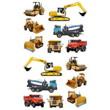 Tractor & Truck Stickers