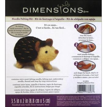 Dimensions Needle Felting Kit, Hedgehog
