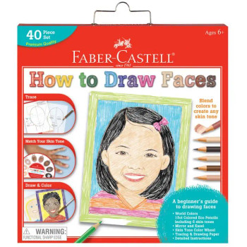How To Draw Faces Set