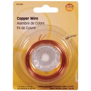 Copper Wire 14lb, 25'