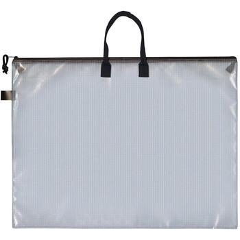 Mesh Vinyl Bags with Handle