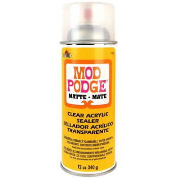 Mod Podge Spray Acrylic Sealer, Matte