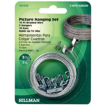 Picture Hanging Sets
