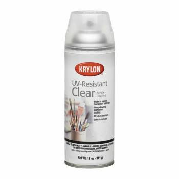 Krylon UV-Resistant Clear Acrylic Coating