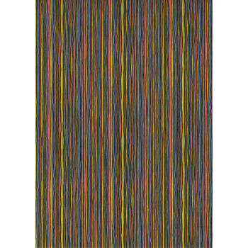 Chiyogami Paper, Colorful Stripes