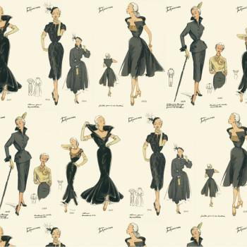 Rossi 1931 Decorative Paper, Fashion