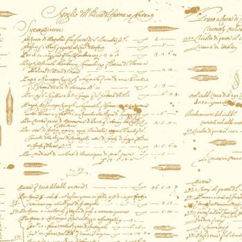 Rossi 1931 Decorative Paper, Handwriting