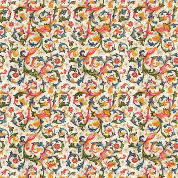 Rossi 1931 Decorative Paper, Traditional Florentine