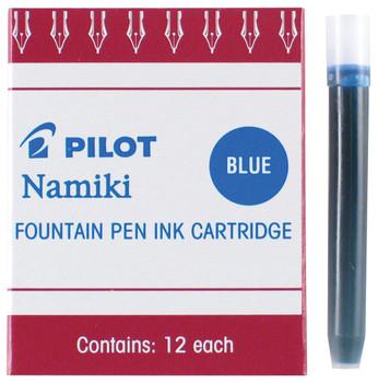 Pilot Ink Cartridges, blue