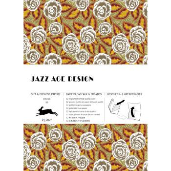 Creative Paper Book, Jazz Age