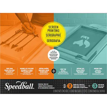 Speedball Screen Printing Essential Tools Kit