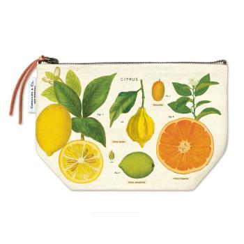 Vintage Pouch, Citrus
