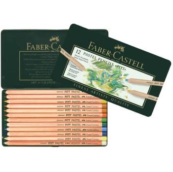 Pitt Pastel Pencil, Set of 12