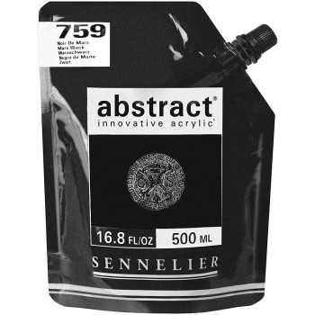 Abstract Acrylics Paints, 500ml