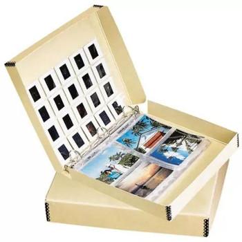 Archival 3-Ring Box/Binder