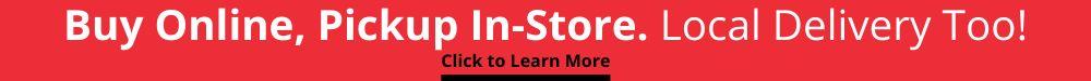 Buy Online, Pickup In-Store
