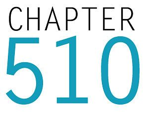 Chapter 510 logo