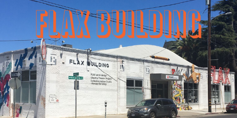 The FLAX BUILDING