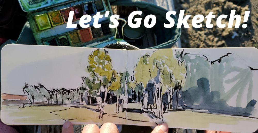 Let's Go Sketch!