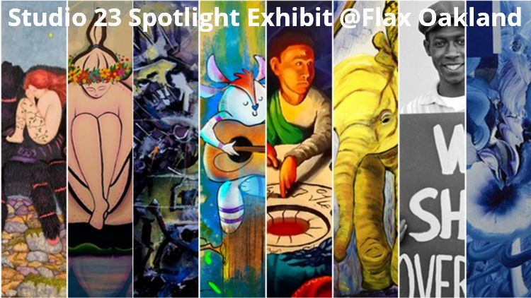 Studio 23 Spotlight Exhibit