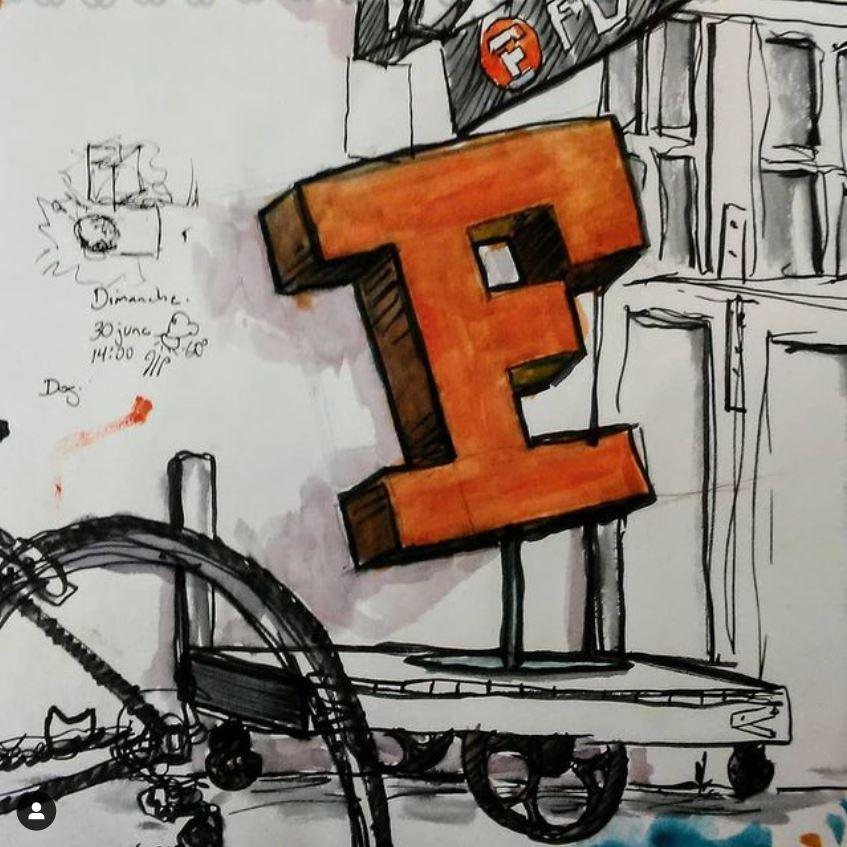 Zen + the Art of Urban Sketching