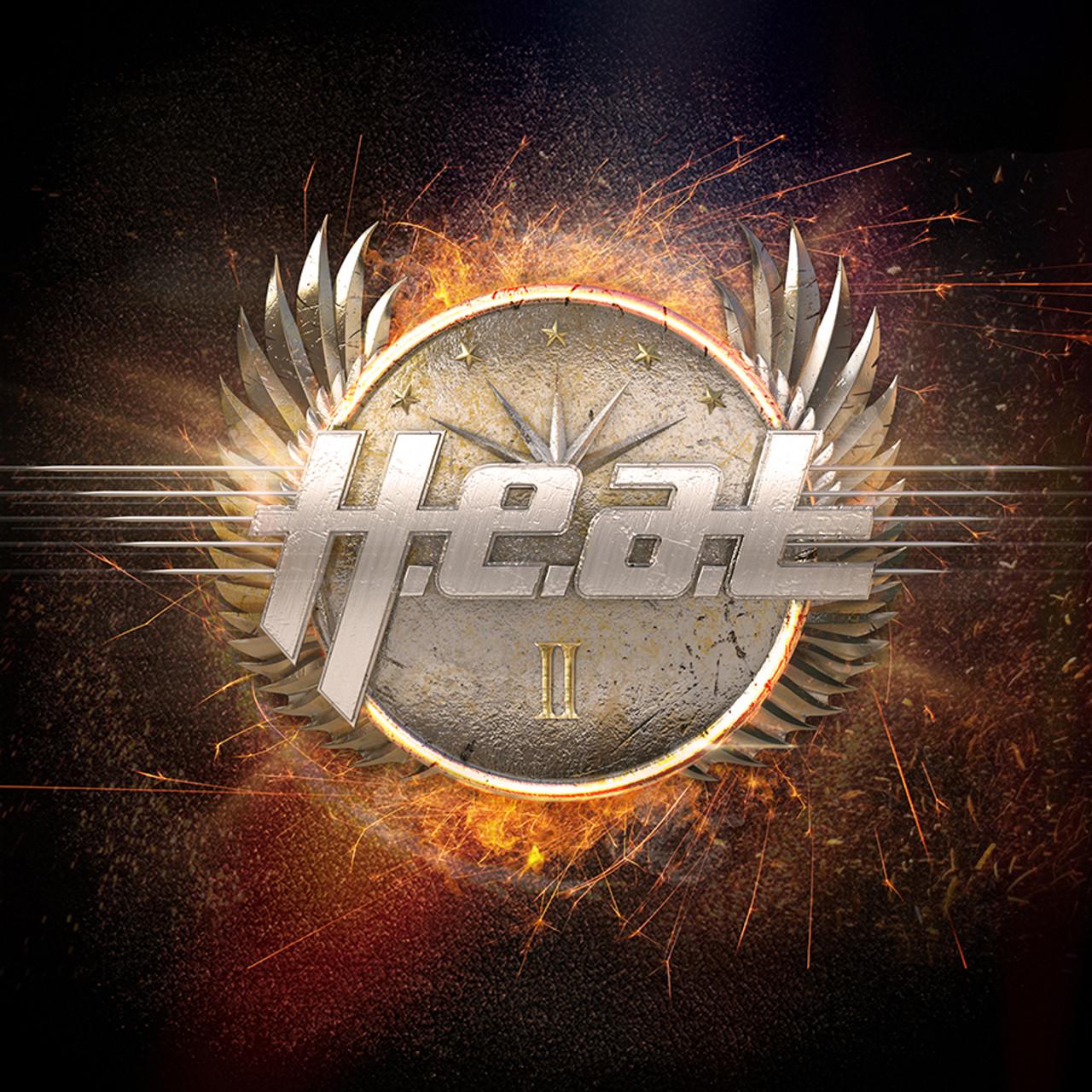 H.E.A.T - II - CD [Import]
