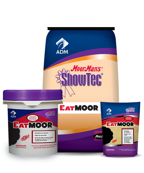 MoorMan's® ShowTec® EatMoor™