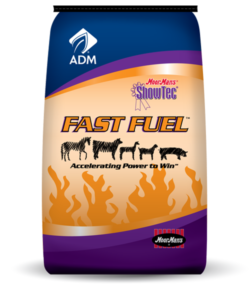 MoorMan's® ShowTec® Fast Fuel™