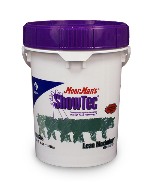 MoorMan's® ShowTec® Lean Maximizer®