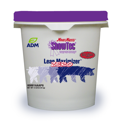 MM ShowTec Lean Max Zero