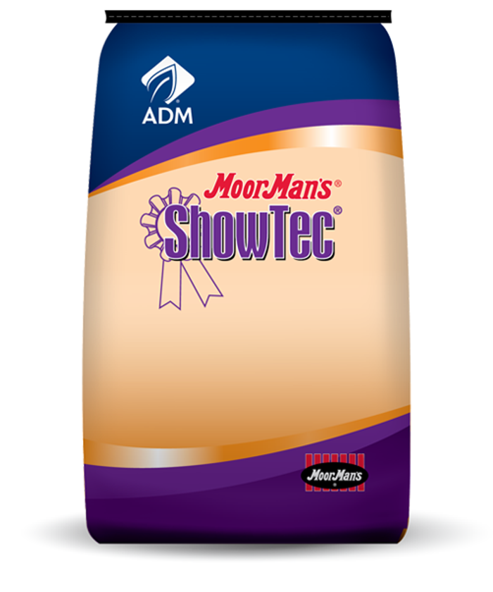 MoorMan's® ShowTec® Natural Fit™