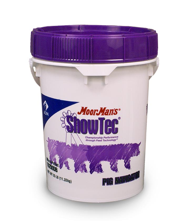 MoorMan's® ShowTec® Pig Navigator