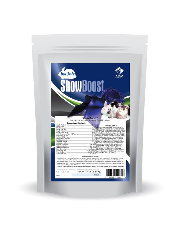 ShowBoost