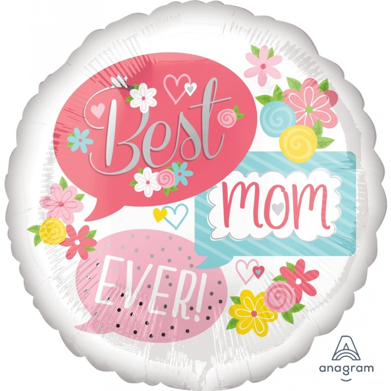 Shop Mothers Day Balloons Sydney Delivered Online Helium Order For Delivery