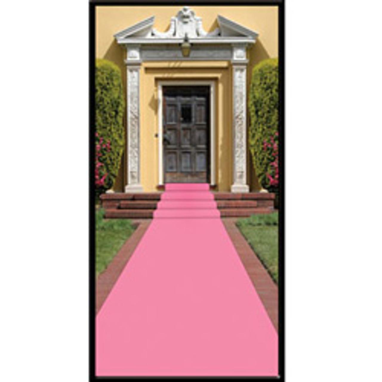 Pink Carpet Runner Sydney Party Shop