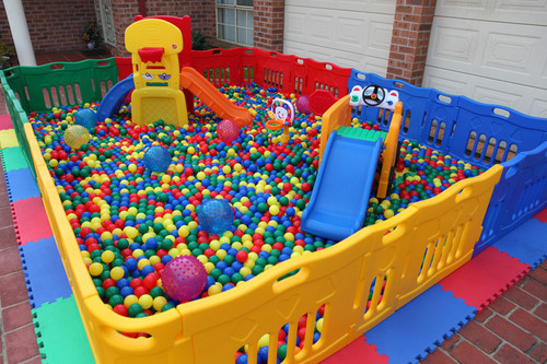 Ball Pit Hire Small