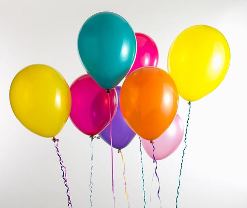 Helium Balloons   400 Loose Helium balloons 30cm   Choice of your colour ribbon included   We deliver helium balloons in Sydney Metro please call for delivery cost.