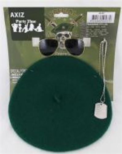 GREEN BERET SET SPECIAL FORCES