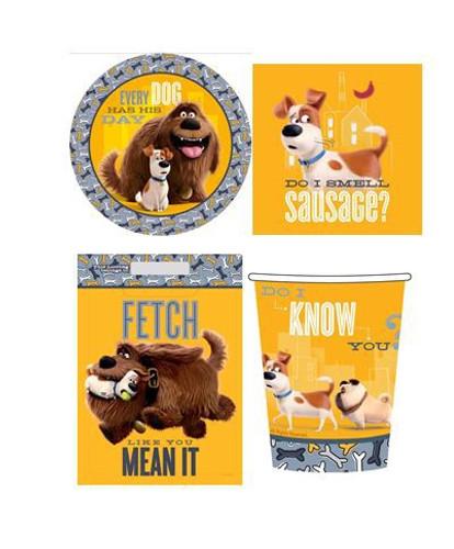 The Secret Life of Pets Piece Party Pack