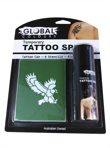 Temporary Tattoo Spray