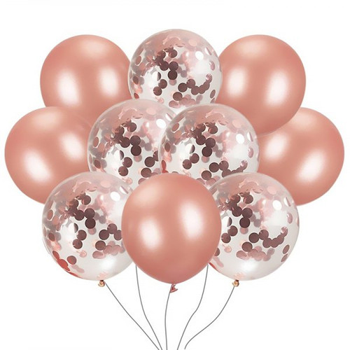 Confetti Balloons Bouquet 5