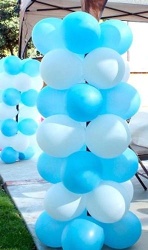 Organic Balloon stand 9
