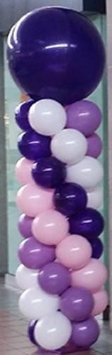 Organic Balloon Stand 10