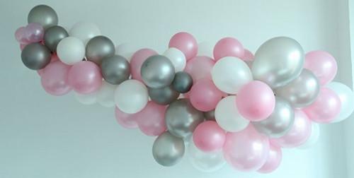 Organic Balloon Garland 13