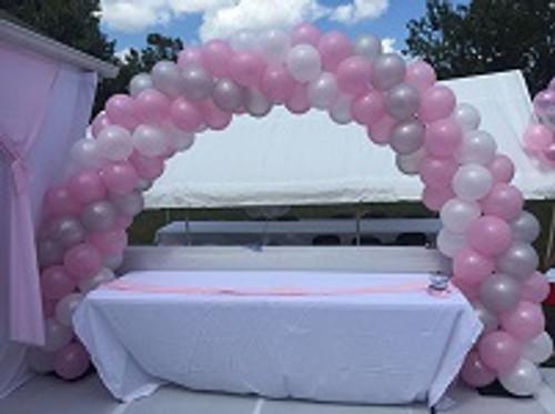 Organic Balloon Arch 15