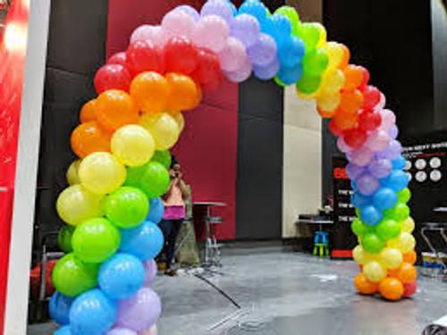 Balloon Arch 15 Swirl