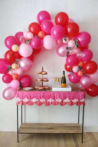 Balloon Arch 1 organic