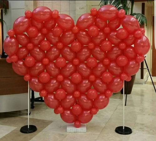 Love Balloon Sculpture