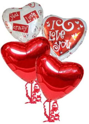 Love Balloon Bouquet 3