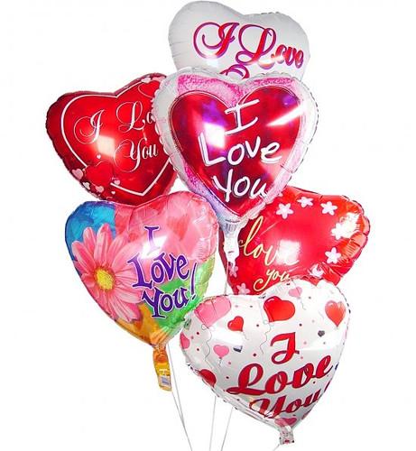 Love Balloon Bouquet 6